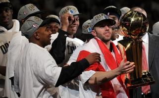 Giedraičio bendraklubiu tapo net 14 sezonų stipriausioje pasaulio lygoje praleidęs NBA čempionas