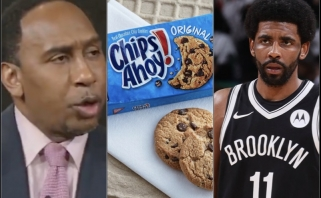"""S.A.Smithas: jei """"Nets"""" galėtų, išmainytų Irvingą į sausainių dėžutę"""