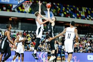 FIBA Europos taurėje fantastiškai žaidusio Sajaus ekipa nusileido Majausko klubui