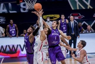 Izraelyje nepritampantis Sirvydis ketina keliauti į NBA