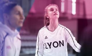 ASVEL klube debiutavusi J.Jocytė įėjo į Prancūzijos krepšinio istoriją
