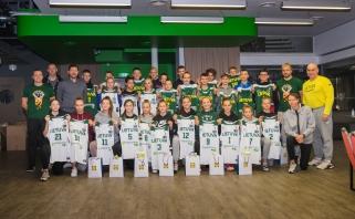 """Šiškauskas, Javtokas ir Slanina pristatė šeštąjį """"Talentų kartos"""" sezoną"""