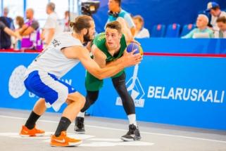 Lenkija užkirto Lietuvai kelią į Europos žaidynių pusfinalį