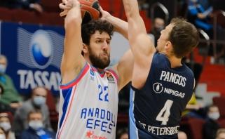 """Buvęs žalgirietis – Eurolygos sezono MVP (penkete – ir kitas buvęs """"Žalgirio"""" gynėjas)"""