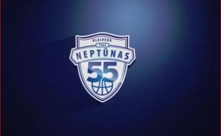 """""""Neptūnas"""" pradėjo pasiruošimą sezonui bei pristatė naują logotipą"""