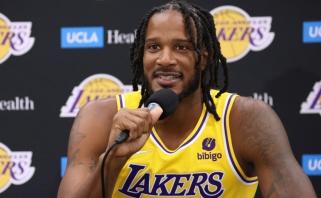 """Patyręs """"Lakers"""" puolėjas ilgai nežais po atliktos operacijos"""