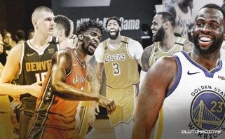 """D.Greenas: visi aukšti NBA centrai turi sirgti už """"Lakers"""""""