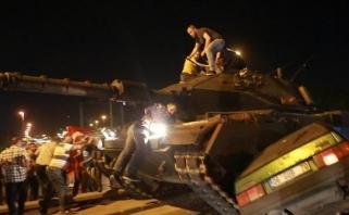 Dėl neramumų Turkijoje serbų 18-mečiai atsisakė žaisti Europos čempionate