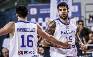 """""""Olympiakos"""" trijulė ketina nepadėti Graikijos rinktinei, jei jai vadovaus """"Panathinaikos"""" strategas"""