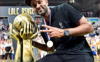 """STRAIPSNIS: NBA čempiono valdomas """"Žalgirio"""" varžovas į Eurolygą atėjo ilgam"""