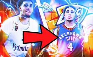 Vienas iš brolių Ballų prisijungė prie NBA dukterinės komandos, bet visateisiu nariu netapo