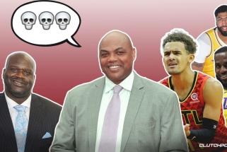 """Barkley apsijuokė: pareiškė, kad tikėjosi matyti """"Hawks"""" bent 5 vietoje, o jie žengia 4-i"""