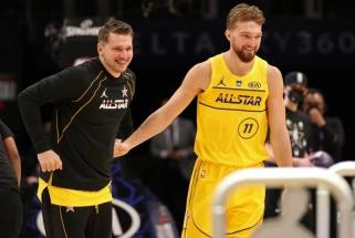 ESPN geriausių NBA krepšininkų reitinge – Sabonio šuolis aukštyn
