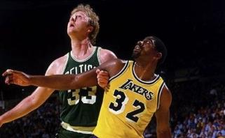 Barkley įvardijo du svarbiausius žaidėjus NBA istorijoje, tai – ne Jordanas ir LeBronas
