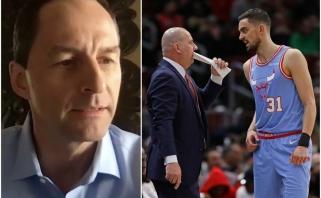 NBA sprendimas apsunkino gyvenimą Karnišovui: turėsime būti kūrybingi