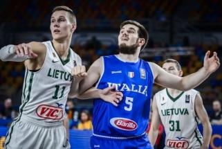 Lietuviai baigė kovą dėl medalių pasaulio čempionate