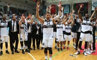"""Sensacija Turkijoje: """"Anadolu Efes"""" buvo sumindytas ir iškrito pusfinalyje"""