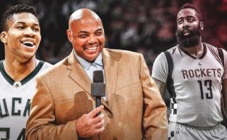 "Ch.Barkley: ""Rockets"" - tai Vakarų konferencijos ""Bucks"""