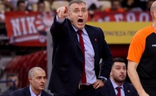"""Turkų žiniasklaida: K.Kemzūra stos prie """"Aliaga Petkimspor"""" vairo"""