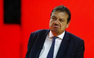 """Atamanas kalbėjo apie """"turistavimą"""" Madride (Laso, Messinos, Itoudžio komentarai)"""