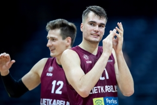 """Panevėžys švenčia: """"Lietkabelis"""" oficialiai liko Europos taurės turnyre"""