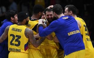 Eurolygos savaitės perlas – šaltakraujiškas N.Mirotičiaus dūris CSKA