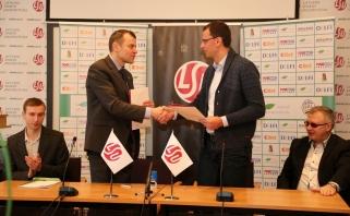 RKL ir LSU sieks kartu vystyti krepšinį Lietuvos regionuose