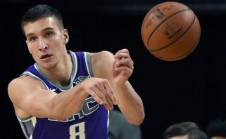 Paskutinėse NBA repeticijose – ryškūs europiečių vaidmenys
