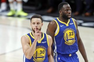 Curry: Greenas – protingiausias iš tų, su kuriais teko žaisti
