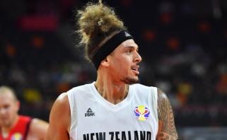 Netikėtas sprendimas: Naujoji Zelandija savo noru traukiasi iš olimpinės atrankos