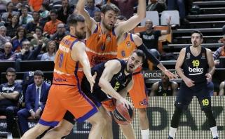 """""""Valencia"""" toliau augina raumenis: oficialiai persiviliojo """"Fenerbahče"""" serbą"""