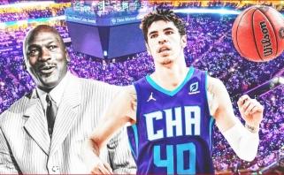 Pirmasis LaMelo kontraktas NBA - įspūdingas