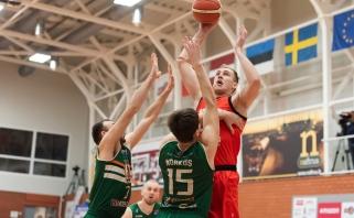 Monstriškai žaidęs A.Pukelis - NKL savaitės MVP (penketuke - ir žalgirietis)