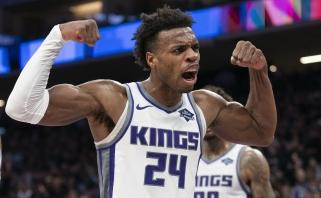 """""""Kings"""" visgi sudarys naują sutartį su praėjusį sezoną sužibėjusiu B.Hieldu"""