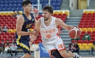E.Šeškus sezoną Taivane baigė įspūdingu pasirodymu