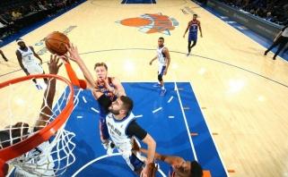 """Įrodinėja vertę: I.Brazdeikis NBA G lygoje """"suvertė"""" 36 taškus"""