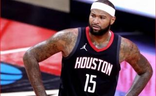 """Skautas: Cousinsas siaubingai atrodė """"Rockets"""", vargu, ar kas nors pasikeis """"Clippers"""""""