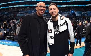 K.Thompsono tėvas paprieštaravo A.Stoudemire'ui dėl geriausio visų laikų NBA tandemo