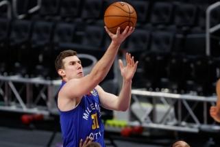 Slovėnai sulaukė dar vieno talento iš NBA, treniruojasi jau visi rinktinės kandidatai