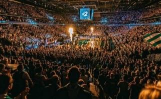Eurolyga lemiamas šio sezono kovas svarsto perkelti į Lietuvos arenas