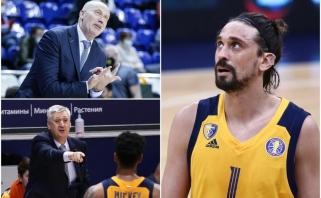 S.Jelevičius: Kurtinaitis turėjo labai silpną trenerių štabą (Švedo klausimas – neliečiamas ir įpėdiniui)