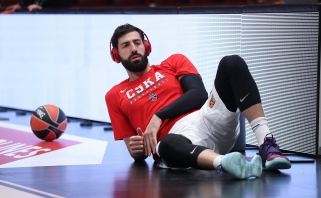 CSKA krepšininkai Žemutiniame Naugarde pabudo tik lemiamame ketvirtyje