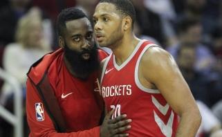 """Rockets"" pradeda rūpintis kitu sezonu"