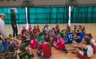 Kaune startavo dar vienas krepšinio projektas