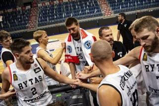 """""""Rytas"""" pasiruošimą pradėjo triuškinančia pergale Lenkijoje"""