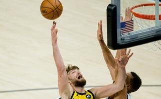 Galingas Sabonio pasirodymas žvaigždę praradusių NBA lyderių nesutrikdė