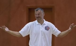 Jasikevičius įvertino šiltą PAO naujoko sutikimą: taip gali nutikti tik šiame klube