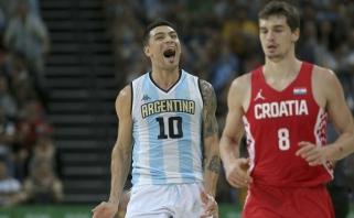 Olimpiniam čempionui žiūrėti NBA rungtynes nuo pradžios iki pabaigos – kančia