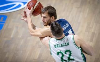 Po A.Valeikos nesportinės pražangos jo komanda dramatiškai nusileido bulgarams