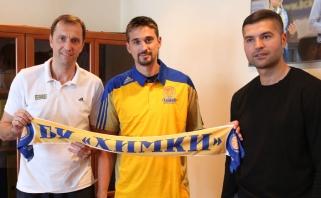 """""""Chimki"""" negali patvirtinti savo dalyvavimo kitame VTB lygos sezone"""